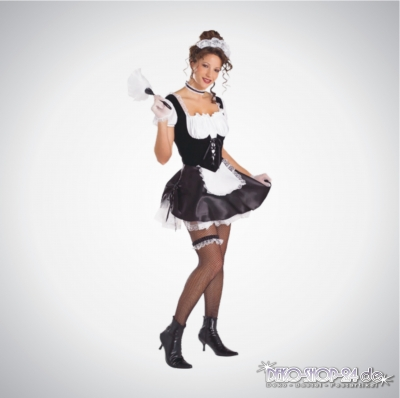 Kostüm French Maid
